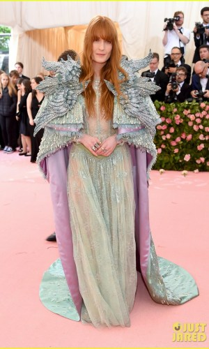 MET Gala 2019, Baile do Met, moda, estilo, celebridades, looks, Camp, fashion, style, red carpet, florence welch