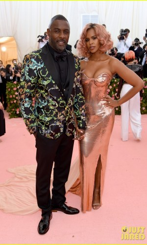 MET Gala 2019, Baile do Met, moda, estilo, celebridades, looks, Camp, fashion, style, red carpet, idris elba
