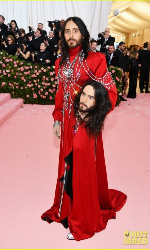 MET Gala 2019, Baile do Met, moda, estilo, celebridades, looks, Camp, fashion, style, red carpet, jared leto