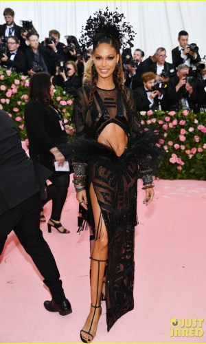 MET Gala 2019, Baile do Met, moda, estilo, celebridades, looks, Camp, fashion, style, red carpet, joan smalls