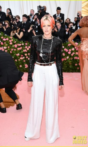 MET Gala 2019, Baile do Met, moda, estilo, celebridades, looks, Camp, fashion, style, red carpet, kristen stewart
