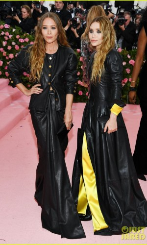 MET Gala 2019, Baile do Met, moda, estilo, celebridades, looks, Camp, fashion, style, red carpet, ashley olsen, mary kate olsen