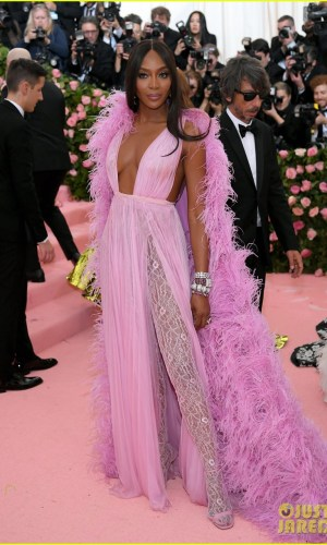 MET Gala 2019, Baile do Met, moda, estilo, celebridades, looks, Camp, fashion, style, red carpet, naomi campbell