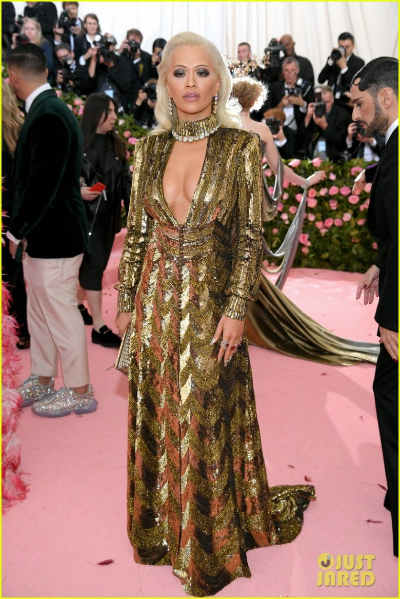 MET Gala 2019, Baile do Met, moda, estilo, celebridades, looks, Camp, fashion, style, red carpet, rita ora