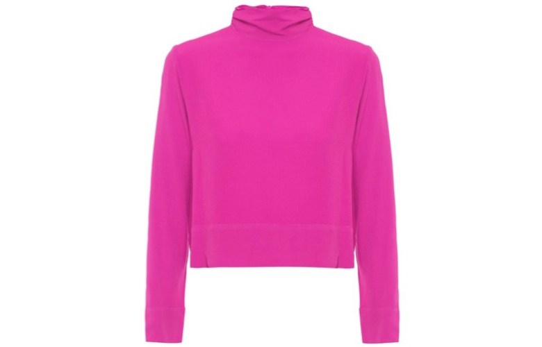 blusa básica rosa, suéter, item da semana, looks, moda, estilo, styling, item of the week, pink sweater, fashion, outfits