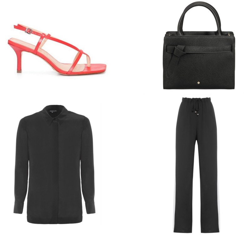 sandália de tiras, item da semana, link afiliado, look trabalho, moda, estilo, item of the week, thin strap sandal, affiliate link, fashion, style