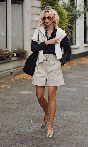 anouk yve, estilo, looks, truque de styling, moda, fashion, style, outfit, styling trick