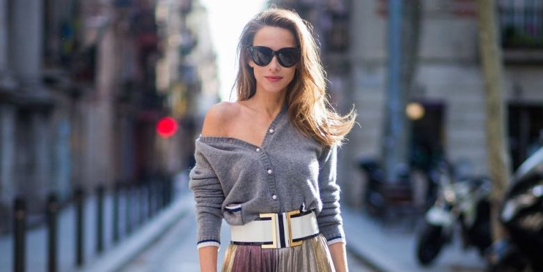 cardigan como blusa, moda, truque de styling