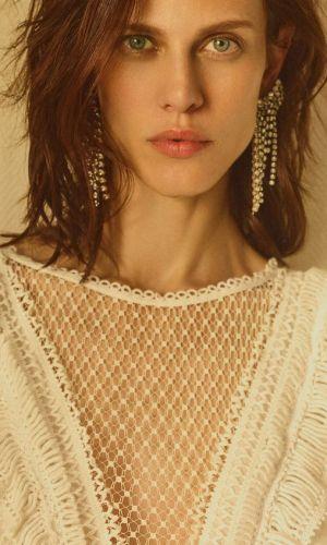 maxibrinco de strass, acessório, tendência, moda, maxi crystal earring, trend, fashion