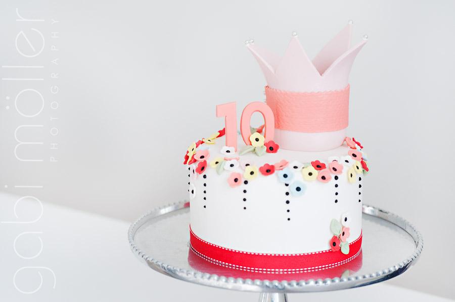 Cakes Girls 10th Birthday Clip Art