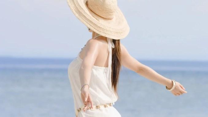 piel en verano