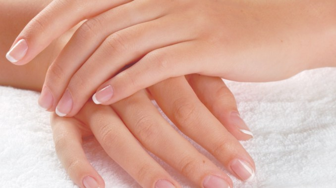 tratamiento para manos y uñas