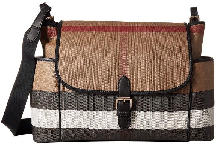sling burberry backpack