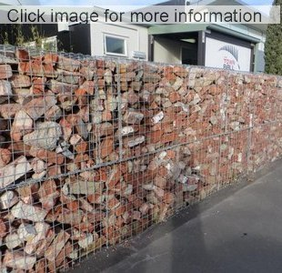 Gabion Landscaping Stone wall ideas Gabion1 USA