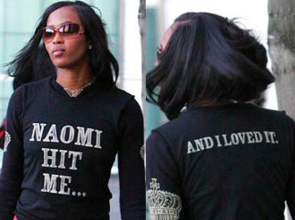 Naomi stie sa-si impuna punctul de vedere