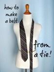 Cravata curea