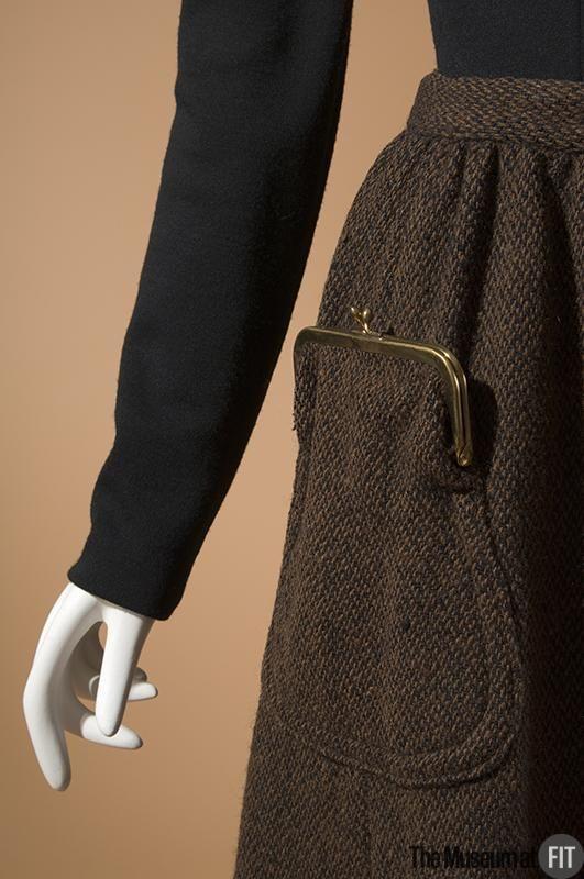Scurta istorie a buzunarelor 1940 rochie