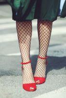 Ciorapii plasa - cum ii percepem