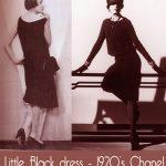 LBD – Povestea Little Black Dress a lui Coco Chanel