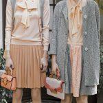 Manevra vestimentara de primavara: fusta plisata