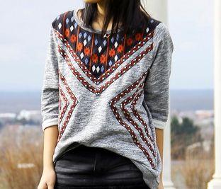 Restilizeaza-ti puloverele