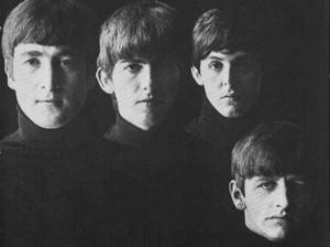 "Beatles si coperta albumului ""Withe the Beatles"" - fashion statement"