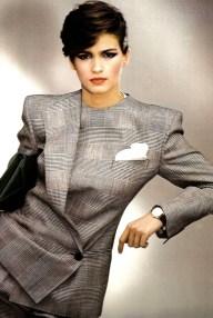 Armani power suit