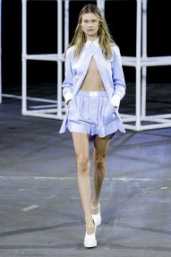 Alexander Wang - Runway - Spring 2014 Mercedes-Benz Fashion Week