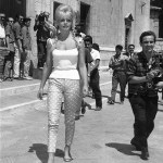 Brigitte-Bardot-in-trademark-Repetto-ballet-flats