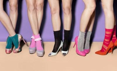 Sandale cu sosete