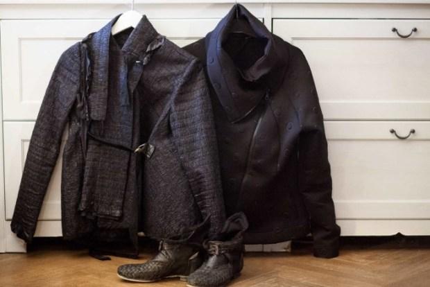 En Garderobe - Florentina Ciocanea Mignon