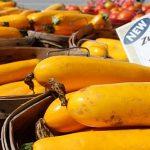 Zucchini si ardei capia cu sos de soia si orez basmati
