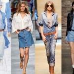 Jeans - cea mai versatila tesatura inventata vreodata