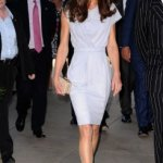 Kate Middleton si ciorapii transparenti din dress code