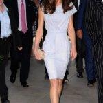 Kate Middleton si ciorapii transparenti din dress code