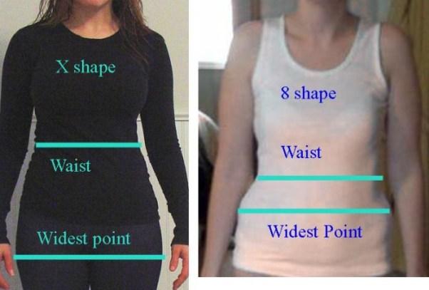 Forma corporala 8 - high hips