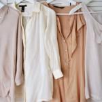 Bluzele – manevra vestimentara de primavara