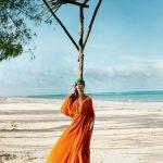 Caftan – manevra vestimentara de vara