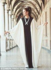Grace de Monaco in Madame Gres