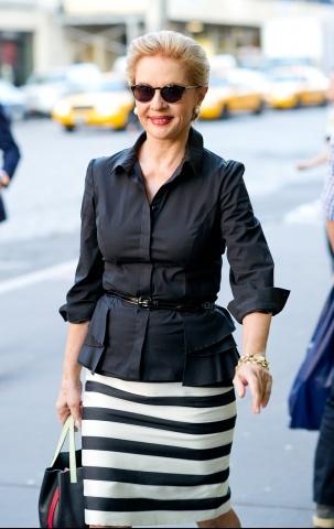 Carolina Herrera si o imagine profesionala atat de creativa