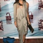 Demi Moore intr-o rochie Lanvin perfecta pentru silueta sa trunghi inversat