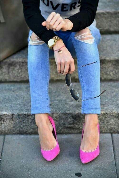 Cum sa dai impresia ca ai picioare mai lungi