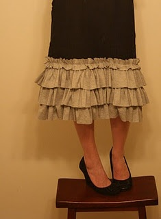 Cum lungim o fusta sau o rochie