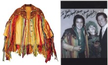 Elvis Presley Fringe Jacket in 1973 (image courtesy of elvis.com.au)