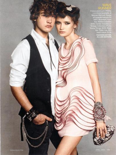 Philip Lim, rochia cu volane din fermoar