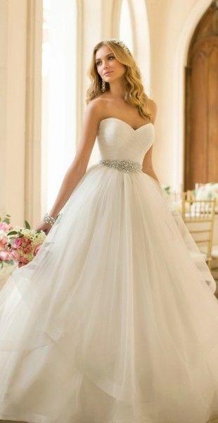Silueta para - rochie ball gown