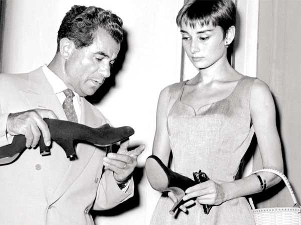 Audrey Hepburn si dragostea ei pentru tocuri kitten heels