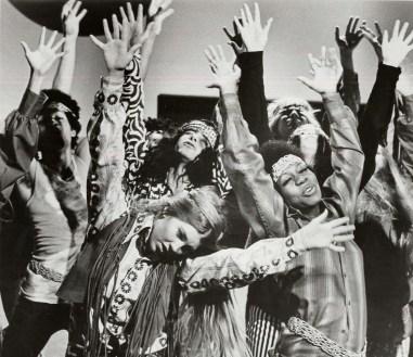 Hippie si franjurii
