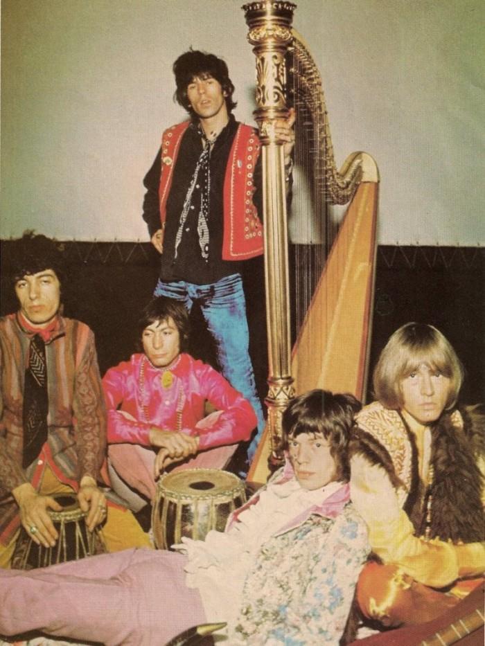 Rolling Stones si moda fara limite si fara stilist