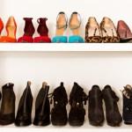 Cum iti depozitezi si organizezi pantofii